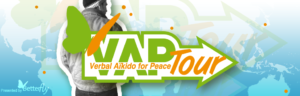 Verbal Aikido for Peace World Tour